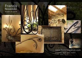 Examples Iron Work Francis Nowicki