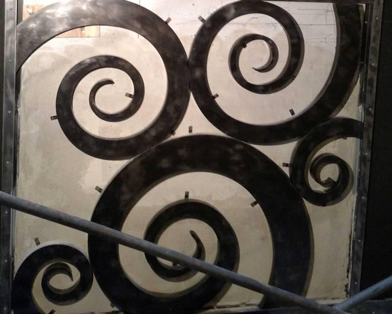 Spirals (close-up)